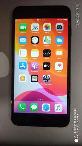 Vendo Iphone 6s plus space gray