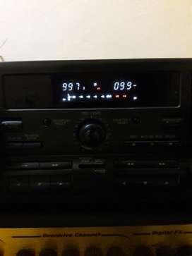 Cassette Stereo Deck Technics Rs-tr373