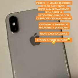 iPhone X - iPhone XS MAX