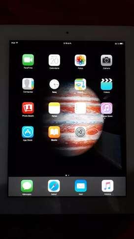 Líquido iPad 2 Modelo A 1395 16 GB.