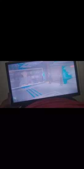 Vendo tv monitor LED 22 pulgadas