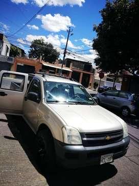 Vendo Camioneta Chevrolet 2007 2.4