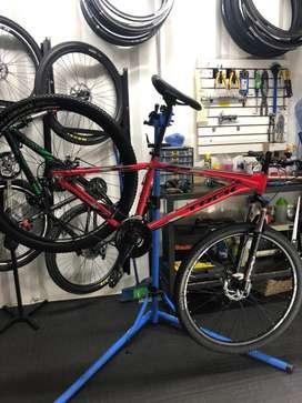 Bicicleta trek rin 29