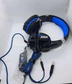 Audífono Diadema GAMER G9000 - Negro