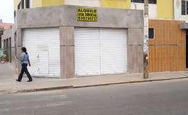 ALQUILO LOCAL COMERCIAL EN ESQUINA FRENTE A PLAZA CIVICA