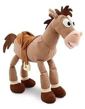 Peluche Caballo Toy Story 35 Cm Tiro Al Blanco Adri