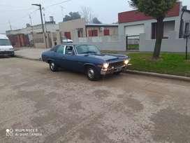Chevy de Luxe muy original