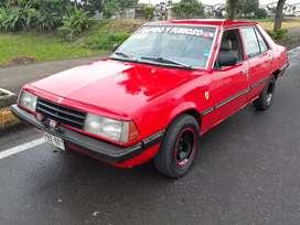 Vendo o cambio Mitsubishi Galant año 82 flamante