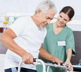 Cuidados al adulto mayor