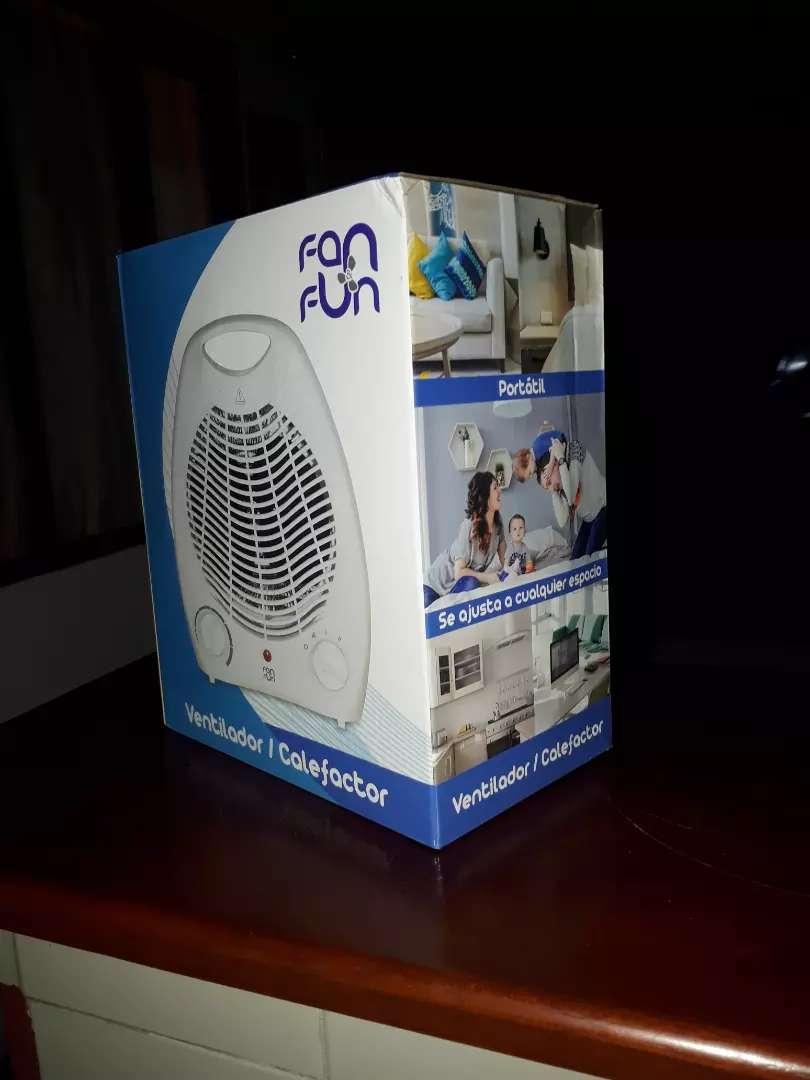 Ventilador - Calefactor 0