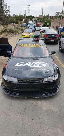 Toyota Corolla levin de carrera