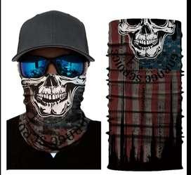Máscaras para Motociclistas