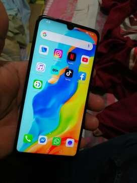 Vendo Huawei P30 lite de 128 gb totalmente libre y sin fallas
