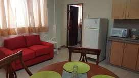 Alquiler de Suite Amoblada en Garzota