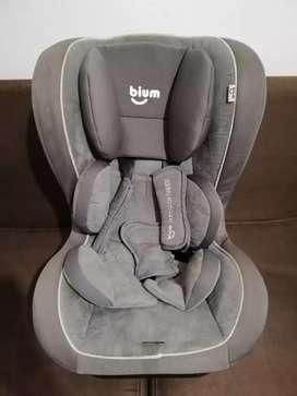 Silla de automóvil bebé
