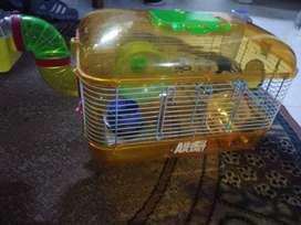 Venta de jaula para hamster
