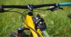 Correa porta-neumatico bicicleta