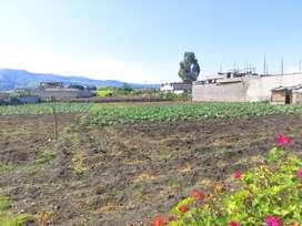 Lote de terreno en venta - Aloasí - Sur de Quito - Machachi