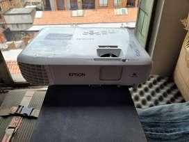 Video beam Epson como nuevo