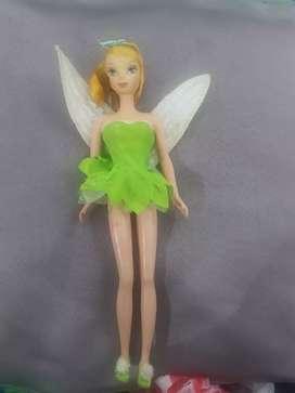 Barbie hada  clásica