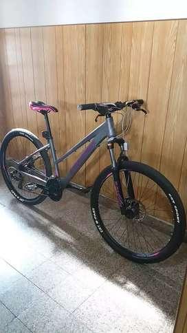 Vendo bici raleigh dama con factura de compra