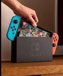 Vendo Nintendo Swich