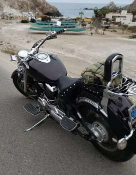 Yamaha Vstar
