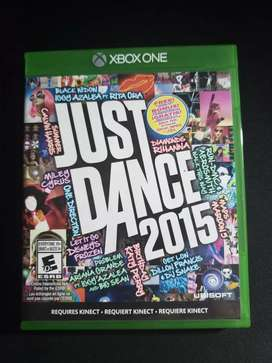 Vendo Just Dance 2015