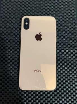 Iphone XS en perfecto estado color gold