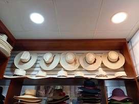 Sombreros en tejido natural de Macora hechos a medida