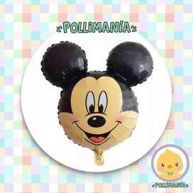 Globo Metalico Mickey