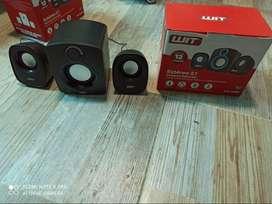 parlantes 3.1 para pc $55.000 buen sonido