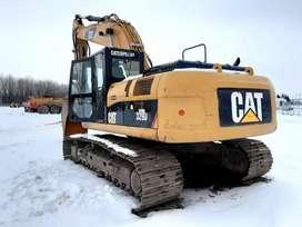 Excavadora Caterpillar 329DL  329EL importadas