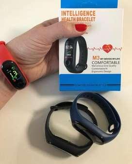 Reloj inteligente smartwatch m3