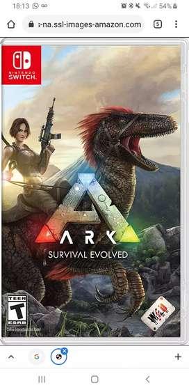 Ark para Nintendo Switch