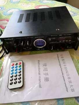 Amplificador SUMBUK