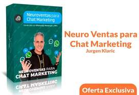 Neuroventas Para Chat Marketing + Bonos Jurgen Klaric 2020