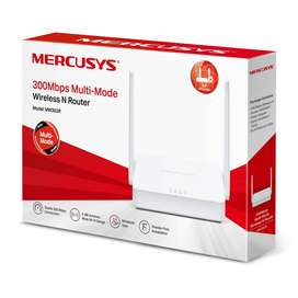 Router -repetidor Wifi MERCUSYS 4 en 1