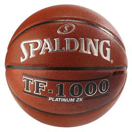 Pelota de Basquet Spalding TF-1000 Platinium 2K N° 7