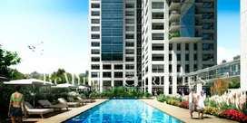 Increible 2 ambientes en piso 22 con inmejorable vista a la ciudad