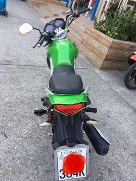 Moto Remate Oportunidad 200cc