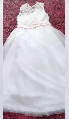 Vestido de primera comunión niña 10 años en perfecto estado