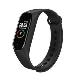 Reloj Banda Smart Skmei M4 Deportes Pulso Mensajes Distancia