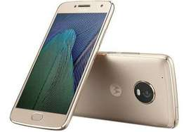 Motorola Moto G5 Plus 32 Gb Oro Fino 2 Gb Ram - NFC Excelente