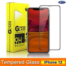 Glass Screen Protector 11D Protector de Pnatalla Iphone 12 MAX - 12 pro - 12 pro max - 12 mini