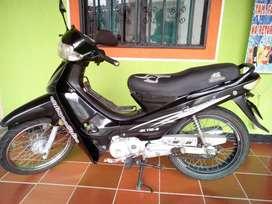 Moto AKT 110 S Modelo 2008,