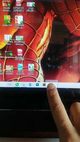Hp todo en uno pantalla 20 tactil