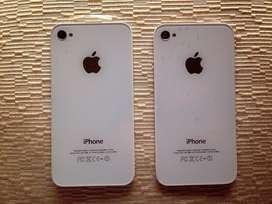 Tapa Trasera iPhone 4,4s