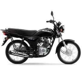 Moto Suzuki GD115HU , 4 Velocidades, accesorios Incluidos gratis, 2 años garantia