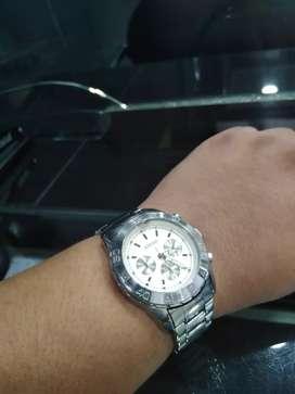 Venta reloj fossil acerado original